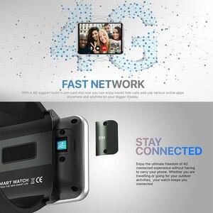 """Image 3 - 2.86 """"IPS HD Màn Hình Lớn 4G Đồng Hồ Thông Minh DM100 Android 7.1 Đồng Hồ Thông Minh Smartwatch MTK6739 Quad Core Pin 2700MAh 3GB 32GB Wifi GPS Camera"""