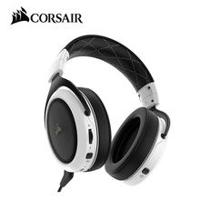 CORSAIR HS70 Gaming Headset Wireless Edition Gaming Headset Headset 7.1 Channel Surround Sound & HD Microphone Gaming