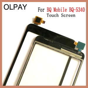 Image 3 - 5.34 inch Touch Screen For BQ Mobile BQ 5340 BQ 5340 Touch Screen Digitizer Panel Front Glass Lens Sensor Repair And Tools