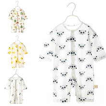 Baby Rompers Childrens' Spring Summer Clothing Cartoon Kids One-pieces Bodysuit Y1QF