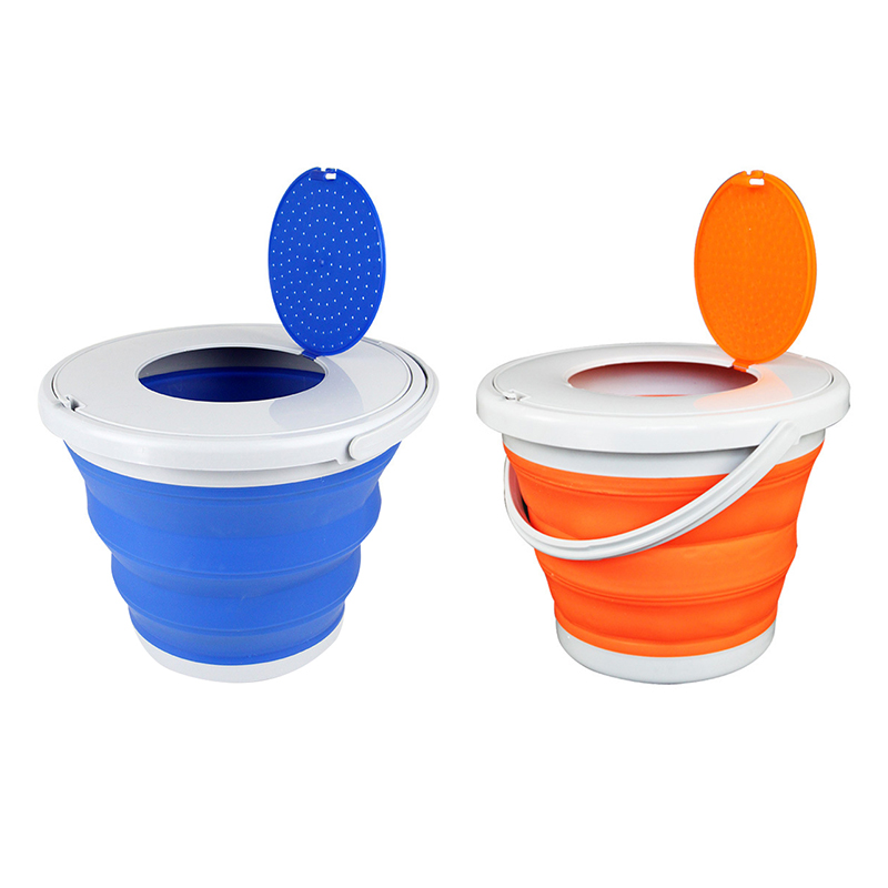 balde plastico dobravel balde pesca balde 02
