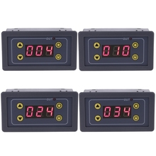 DC 5V 12V 24V AC 110V 220V Delay Time Relay Module Timing Cycle Timer Control