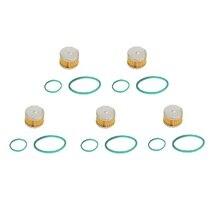 Набор фильтров для сжиженного газа, 5 шт., фильтр TOMASETTO AT07 AT09 + уплотнительное кольцо