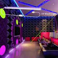USB ультрафиолетовые лампы 395-400nm волны фиолетовый свет для полосы KTV Номера Автомобиля события день рождения