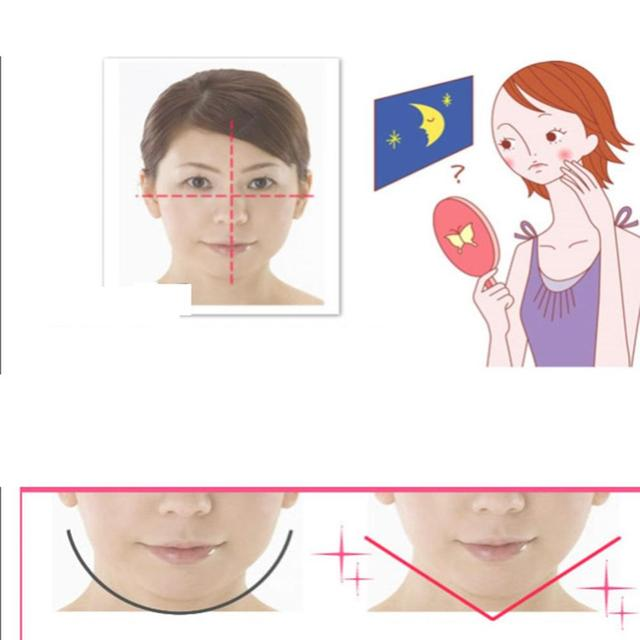 Korean Elastic Face Mask V Face Artifact Thin Face Shaping Lifting Firming To Remove Double Chin To Reduce Wrinkles 5