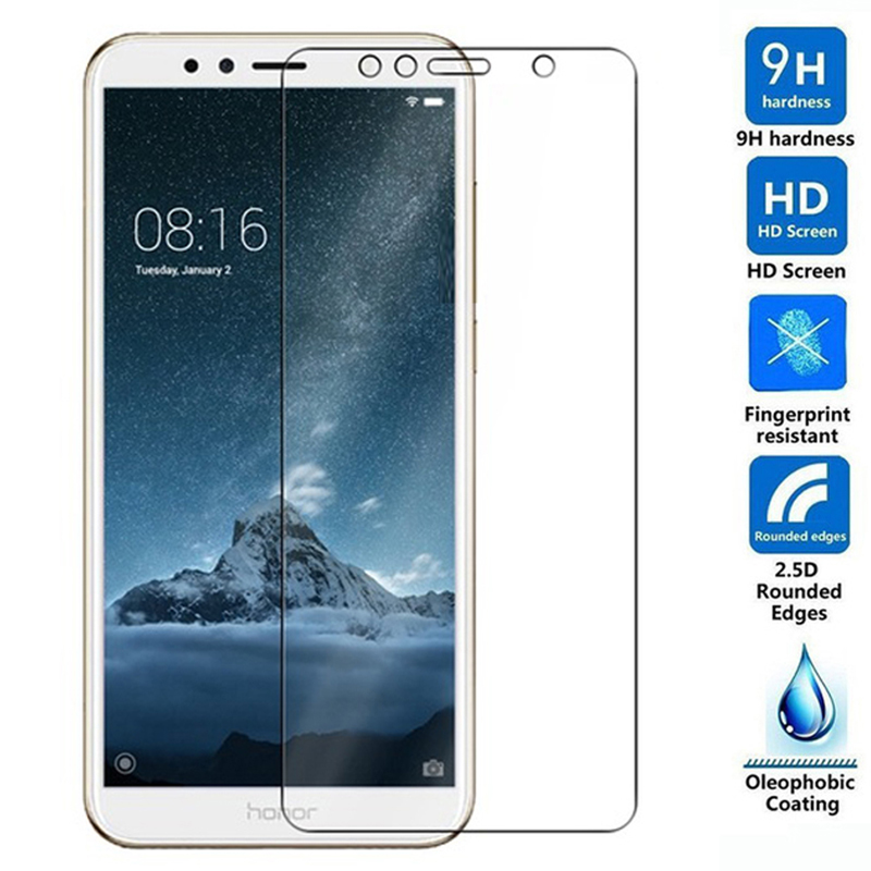 9H Tempered <font><b>Glass</b></font> for <font><b>Huawei</b></font> <font><b>Y6</b></font> <font><b>2018</b></font> ATU-L11 ATU-LX3/ATU-L21 ATU-L22 <font><b>Protective</b></font> Film Screen Protector cover image