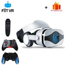 Шлем виртуальной реальности vr очки для смартфонов с линзами