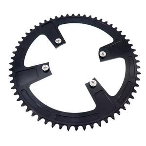 Image 4 - Stone 110 BCD Round Chainring for Shimano R7000 r8000 r9100 34 36 38 42t 48t 50t 54t 56t 58t 60T tooth Road Bike 12s 110bcd