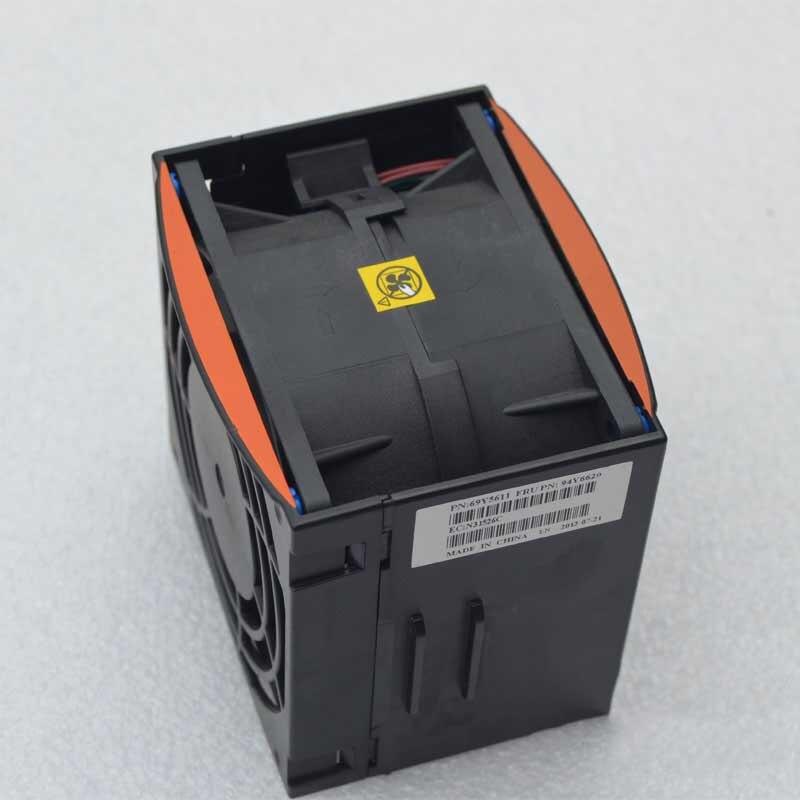 81Y6844 69Y5611 94Y6620 For X3650M4 System Fan 12V