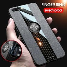 New 2019 Finger Ring Stand Car Holder Case Honor 10 Honor 10 Lite V10 Back Cover Shock-proof Phone Case For Huawei Honor 10 Lite все цены