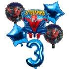 6pcs/lot Spiderman B...
