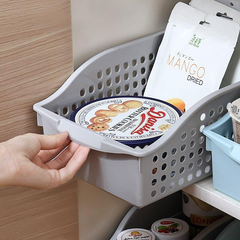 1 шт шкаф колесо ременной передачи домашняя корзина для хранения кухонная бутылка для приправ сортировочная коробка Ванная комната для мел...