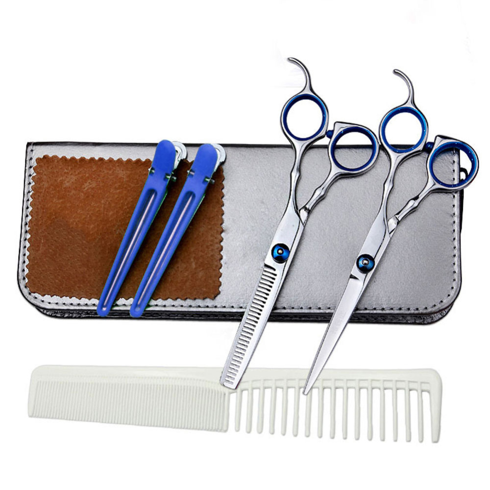 Professional Hair Scissors Shears Original Japan Hairdrerssing Scissors Sets 6.0' High Quality Barber Scissors/shears