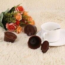 3 шт./компл. кофе многоразовые капсульные чашки корзинки для фильтрации Кофе Кухня многоразового использования профессиональные стручки машины фильтровальные чаши инструмент