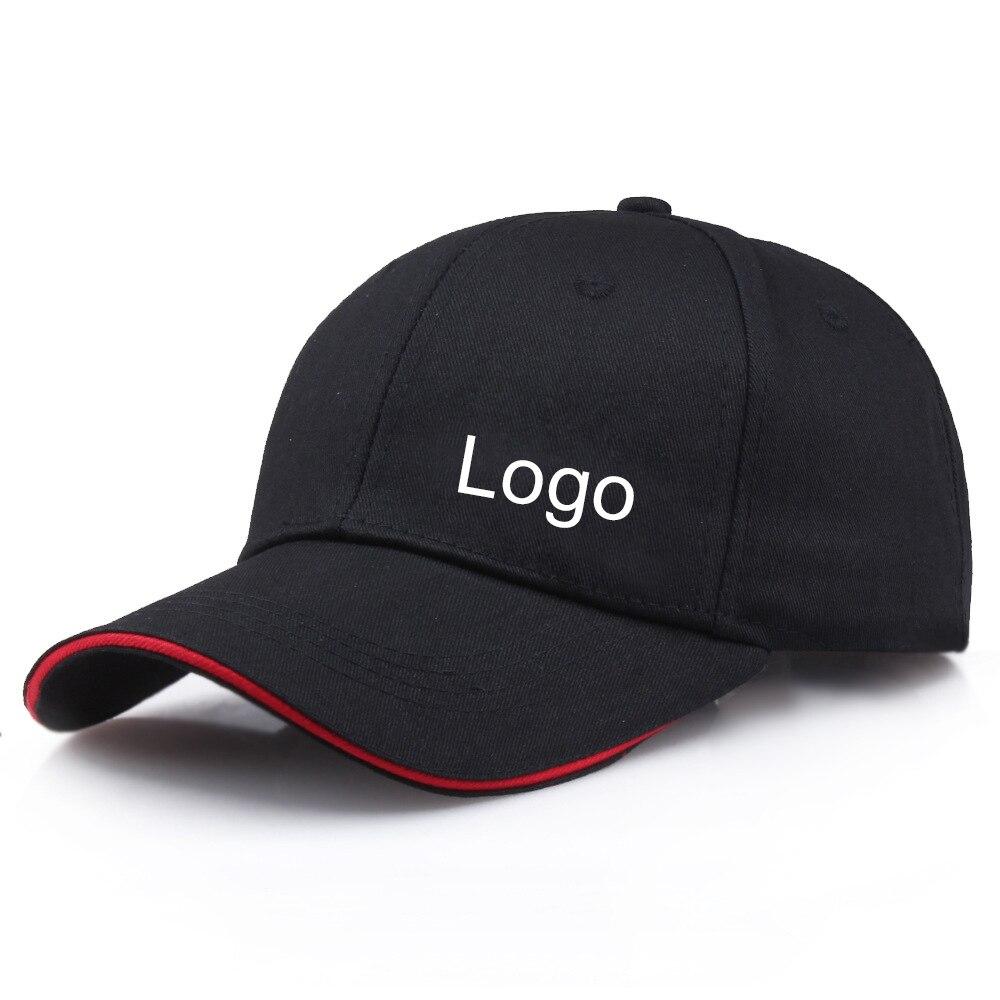 Di modo squisito ricamo G-TI da baseball Cappellini solido di lavaggio di cotone papà cappelli camionista cappello Per VW golf 4 5 6 7 passat b5 b8
