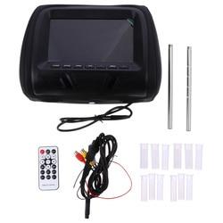 7-дюймовый дисплей подголовника автомобиля Экран Универсальный заднем сиденье Многофункциональный MP5 Экран
