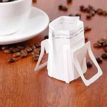 Coffee Disposable Paper-Bag Hanging for Eco-Friendly Ear-Style 50pcs/Pack