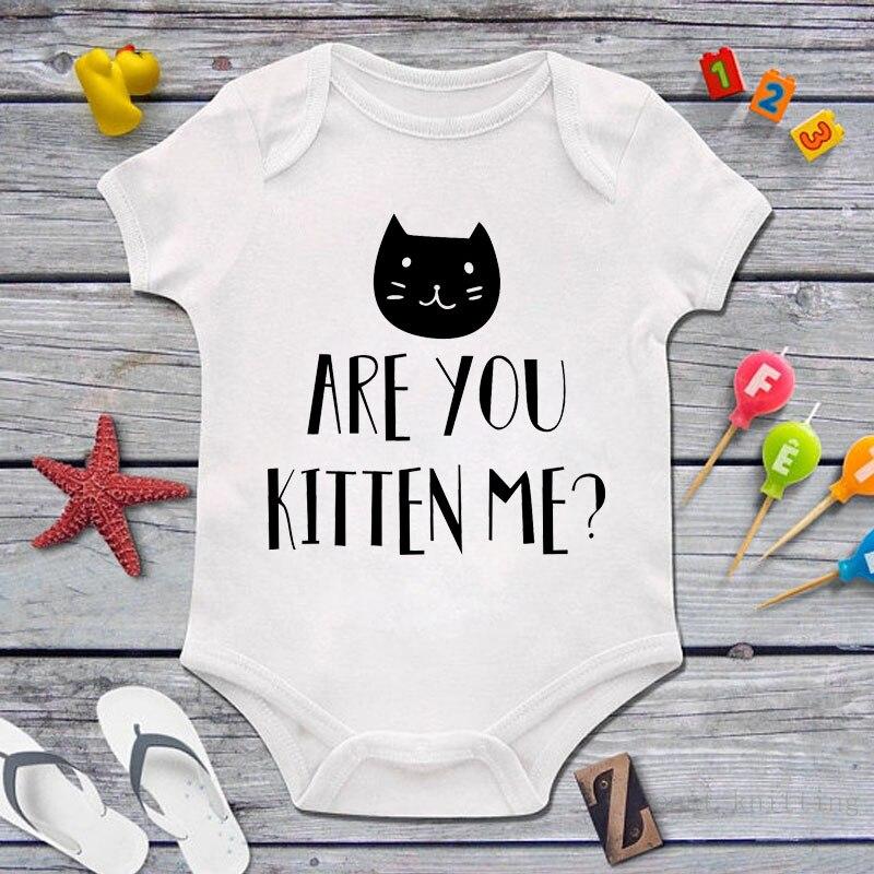Schrodingers Cat Baby Girls Summer Dress Outfits Ruffle Short T-Shirt Romper Dress,One-Piece Jumpsuit