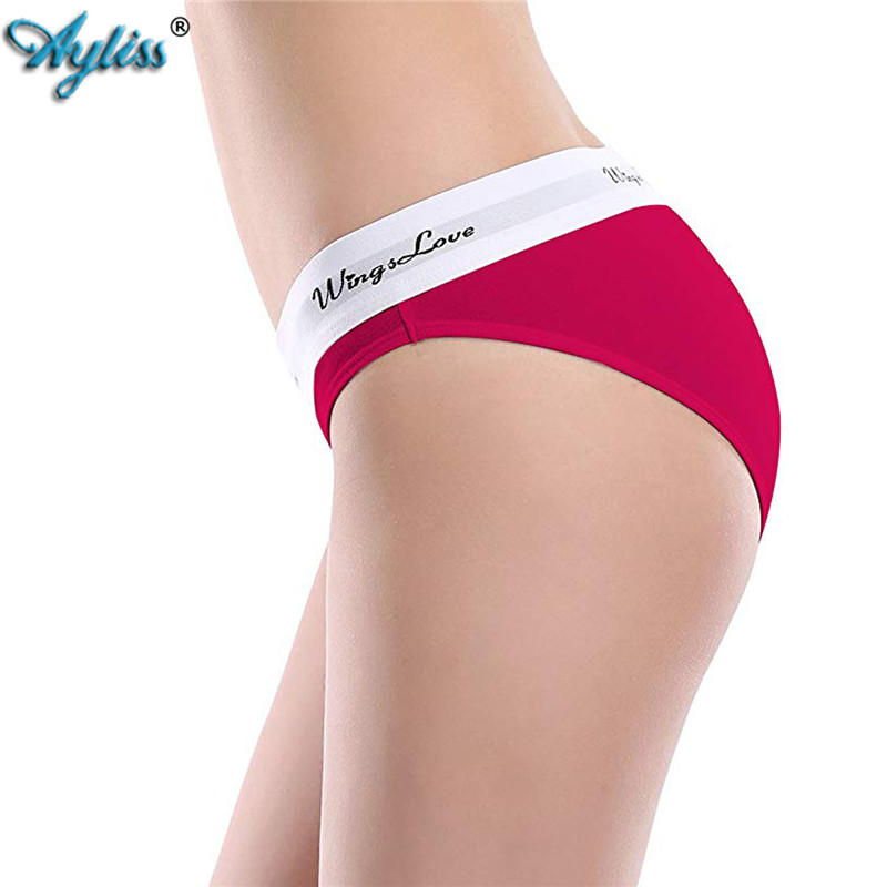 Wingslove Women 39 s Bikini Panties 3 Pack Seamless Comfort Stretch Underwear Panty Rose Red in women 39 s panties from Underwear amp Sleepwears