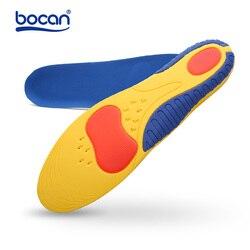Стельки для обуви обувь с массажным действием вставки ортопедический уход для ног: стельки для подошвенного фасцита Дышащие стельки для му...