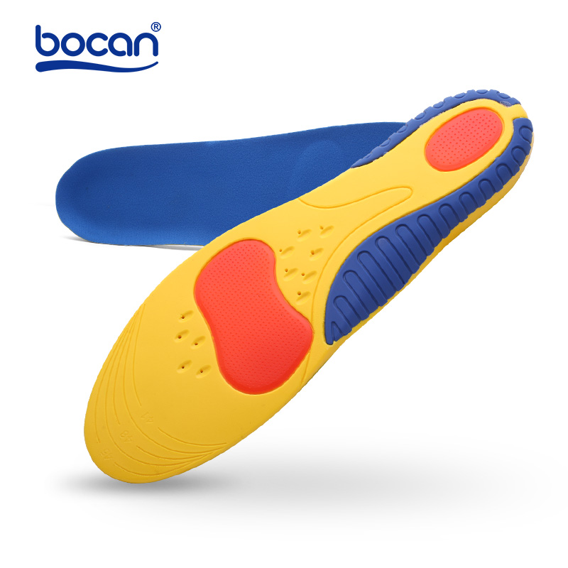 Insoles for shoes massaging shoes inserts orthotic insoles foot care for plantar fasciitis breathable insoles for men/women