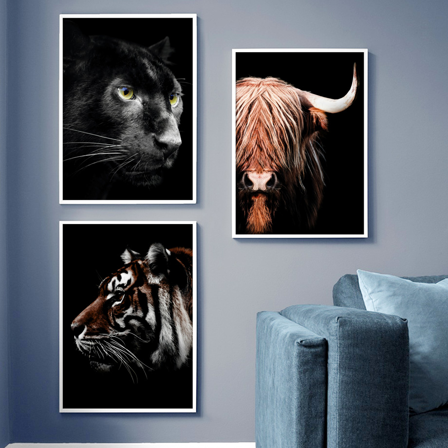 Lion-Tiger-Panther-Zebra-Bull-Wall-Art-Canvas-Painting-Nordic-Posters-And-Prints-Animal-Wall-Pictures (1)