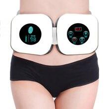 Máquina de adelgazamiento Digital, artefacto para reducir la cintura estrecha del vientre, equipo para pérdida de peso, cinturón Delgado, reductor de grasa corporal