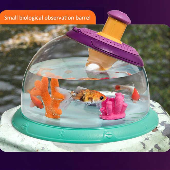 マジックkilli魚卵土壌孵化diyおもちゃアンチストレス教育学習おもちゃで学生のためのバッグ子供の少年少女新年ギフト