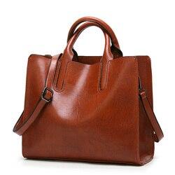 Valenkuci Leather Handbags Women Bag High Quality Casual Female Bags Trunk Tote Spanish Brand Shoulder Bag Ladies Large Bolsos