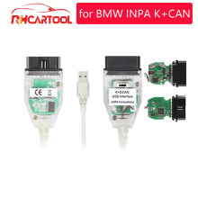 OBD2 Para BMW INPA K PODE INPA K + CAN Com FT232RL Chip com Interruptor para a BMW INPA K DCAN cabo de Interface USB Com 20PIN para BMW(China)