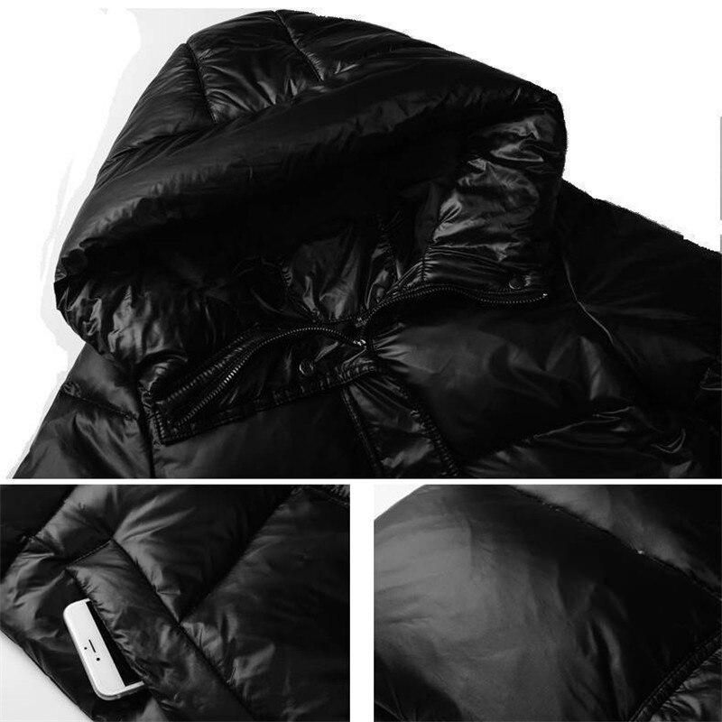 2020 Korean Winter Down Cotton Jackets Women s Long Parkas Slim Hooded Warm Winter Coats Female