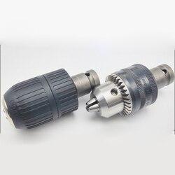 Klucz pneumatyczny do wiertła elektrycznego 1/2 klucz elektryczny końcówka do konwersji wielofunkcyjny rękaw|Wkrętarki elektryczne|   -