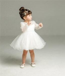 Image 5 - Hetiso детское платье для крестины для девочек 1 первый день рождения бальное платье принцессы для свадьбы 3 24 м