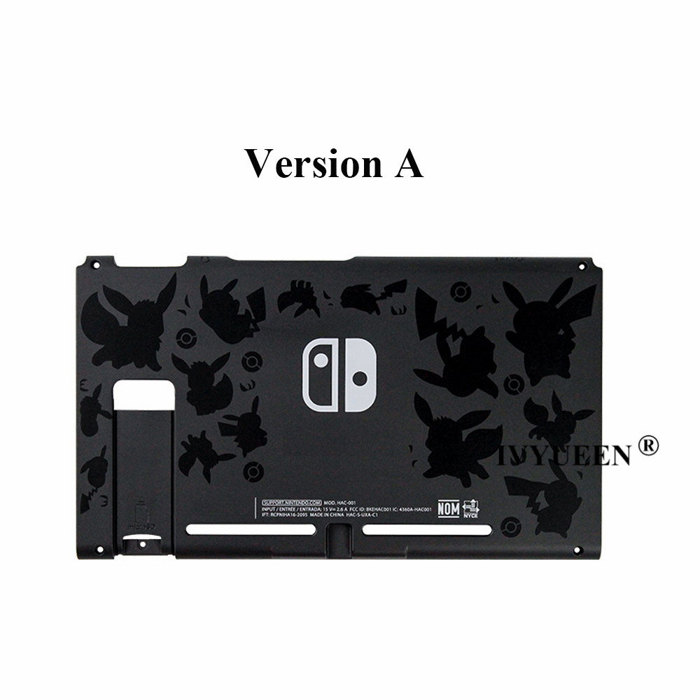 for Nintendoswitch Nintend switch console housing shell case 02