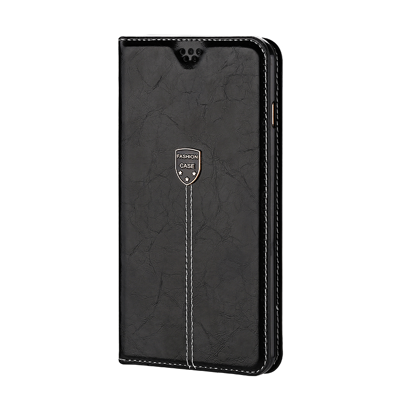 Case for <font><b>Alcatel</b></font> One Touch <font><b>Idol</b></font> <font><b>3</b></font> 5.5 Inch OT-<font><b>6045</b></font> 6045Y 6045K Case Leather Phone Bag Case Silicone Back Cover Business Case image