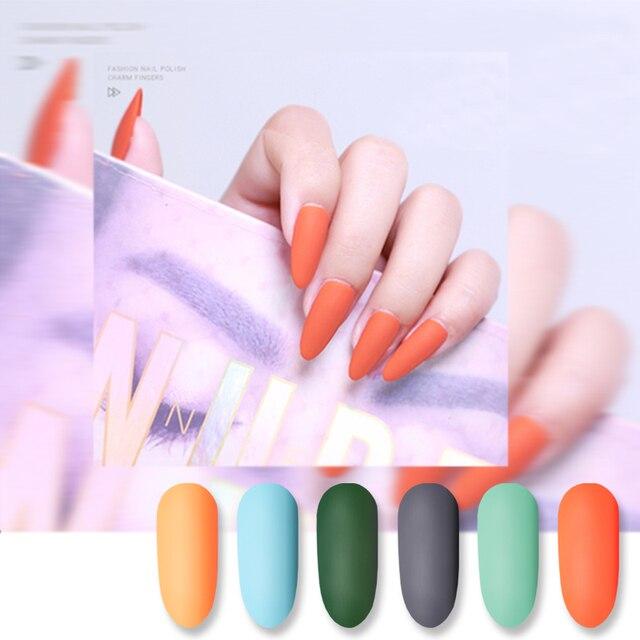 Limegirl Gel Polish Set All For Manicure Semi Permanent Vernis Top Coat UV LED Gel Varnish Soak Off Nail Art Gel Nail Polish 5