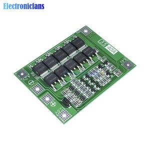 Image 4 - 3S 40A Li Ion Batteria Al Litio Caricabatterie Lipo Cellulare Modulo Pcb Bms Bordo di Protezione per Il Motore Del Trapano 12.6V con equilibrio