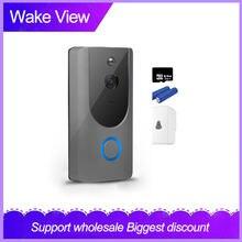 Wakeview умный видео дверной звонок 1080p hd дверная камера