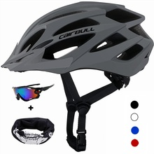 Cycling Helmets Mountain-Road-Bike Ultralight Cairbull x-Tracer Women Fully-Shaped Matte