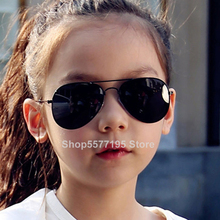 2020 Fashion Boys Sunglasses Kids Piolt Style Children Sun G