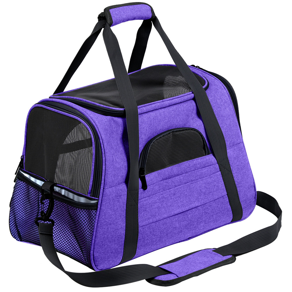 Portable Small Dog Backpack Carrier 11