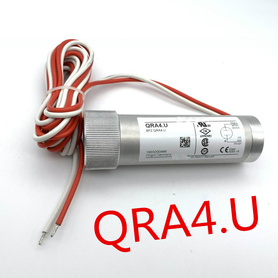 UV Flame Detector QRA4.U Combustion Electro Optical Photoresistor|Remote Controls| |  - title=