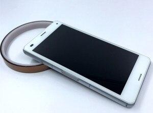 """Image 3 - מקורי 4.6 """"LCD עבור SONY Xperia Z3 קומפקטי תצוגת מסך מגע עם מסגרת Z3 מיני D5803 D5833 עבור SONY xperia Z3 קומפקטי LCD"""
