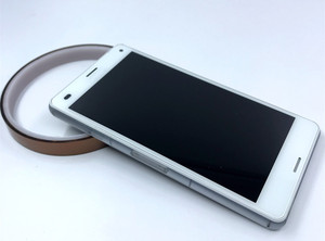 "Image 3 - ORIGINAL 4.6 ""LCD Für SONY Xperia Z3 Kompakte Display Touchscreen mit Rahmen Z3 Mini D5803 D5833 Für SONY xperia Z3 compact LCD"