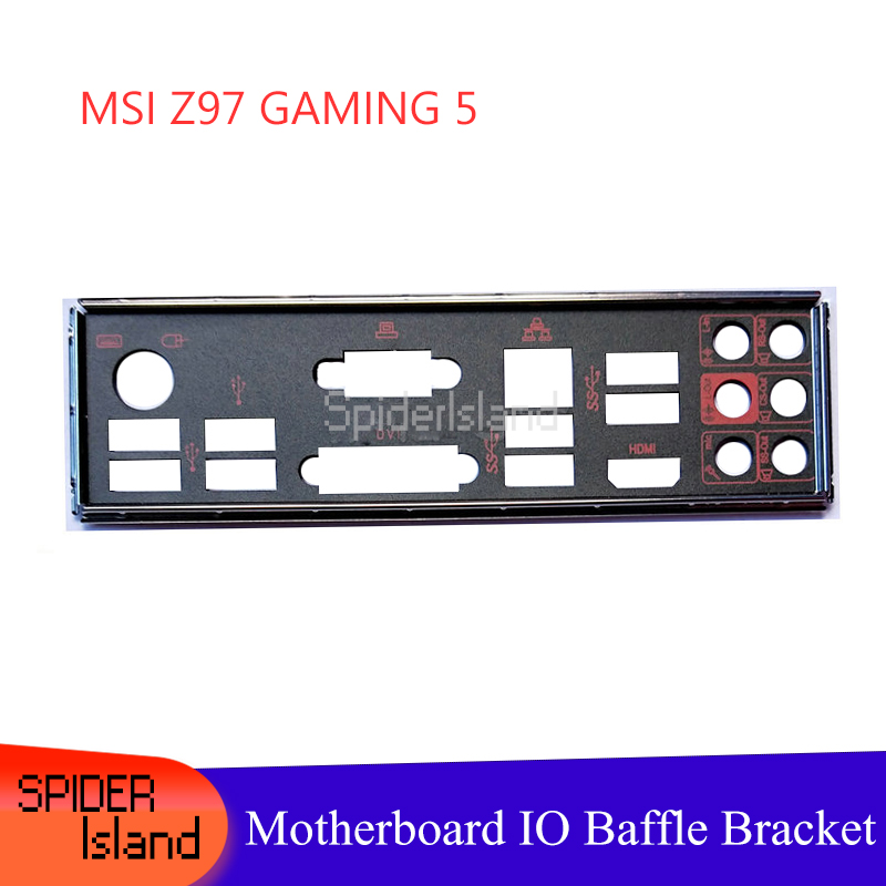 I//O Shield For MSI H110I PRO Motherboard Backplate IO