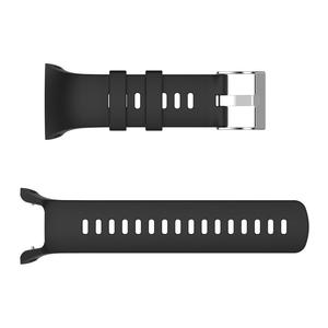 Image 3 - Silicone Watch Strap Watch Band Replace For Suunto Spartan Trainer Wrist HR
