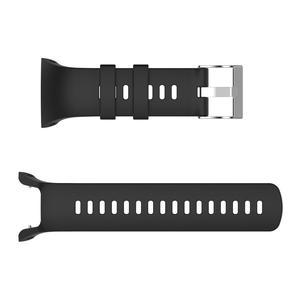 Image 3 - حزام ساعة سيليكون حزام (استيك) ساعة استبدال ل Suunto المتقشف المدرب المعصم HR