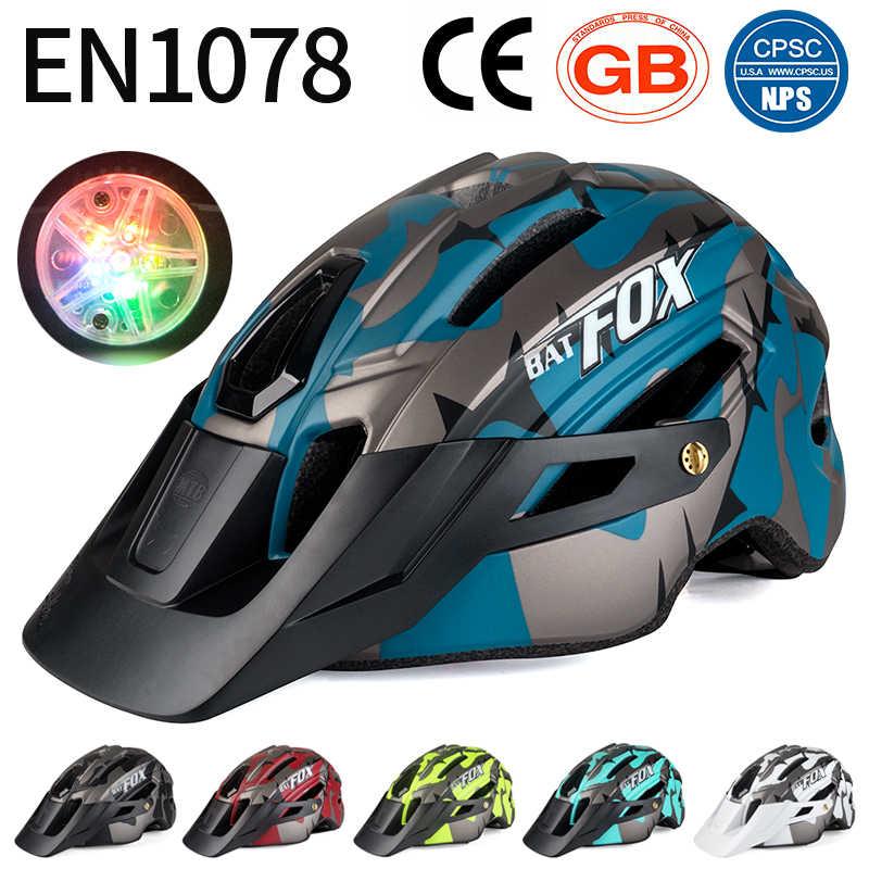 Capacete de ciclismo capacete da bicicleta estrada montanha capacetes ultraleve casco