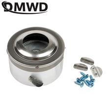 DMWD Double Boiler Sugar Melting Head Floss Candy Machine Accessories Candy Outlet Device Rotate Parts Gas Cotton Candy Maker