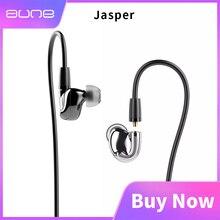 سماعة أذن سلكية من Aune Jasper سماعة أذن داخلية هاي فاي